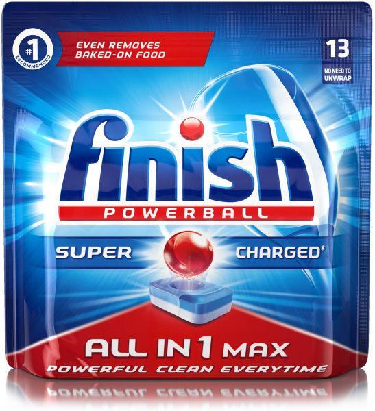 أقراص غسالة أطباق- فينيش باوربول - Super Charged