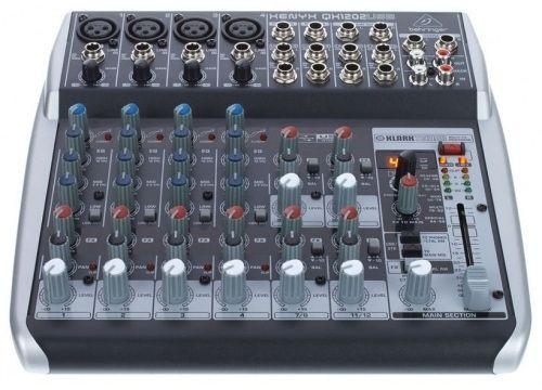 جهاز دمج أصوات - بيهرينغر Behringer - زينيكس بريميوم QX1202USB