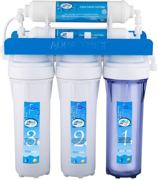 فلتر مياه من اكوا تريكس Aqua Trex- خمس مراحل