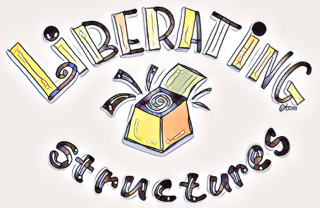 Liberating structures -- efficient and fun!