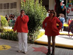 Entrega de apoyos al Centro Escolar Manuel Espinosa Yglesias