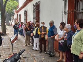 Visita a Coyoacán