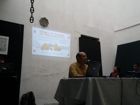 """Conferencia Taller de Lengua Nahuatl. """"MICAILHUITL"""""""