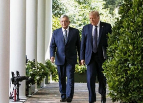 Visita  diplomática de nuestro Presidente a los Estados Unidos de América.