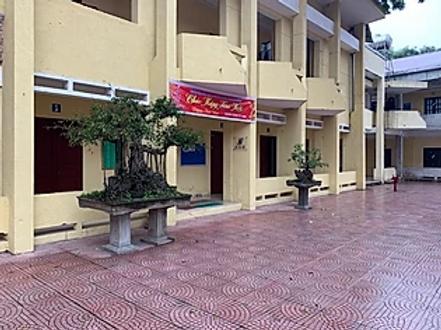 学校の完全閉鎖