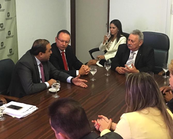 Vereador Ney Lopes Jr. apresentará projeto para implantar a Mediação Comunitária em Natal