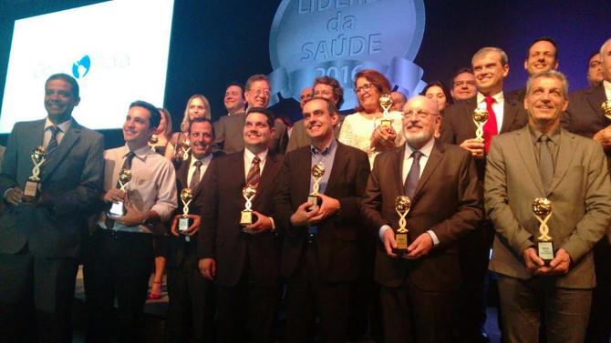 Hapvida conquista Prêmio Líderes da Saúde 2016 em Negócios