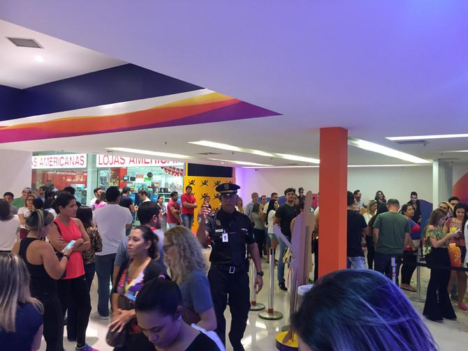 Folião lota Central do Carnatal para garantir preço de lançamento na compra do abadá do bloco prefer
