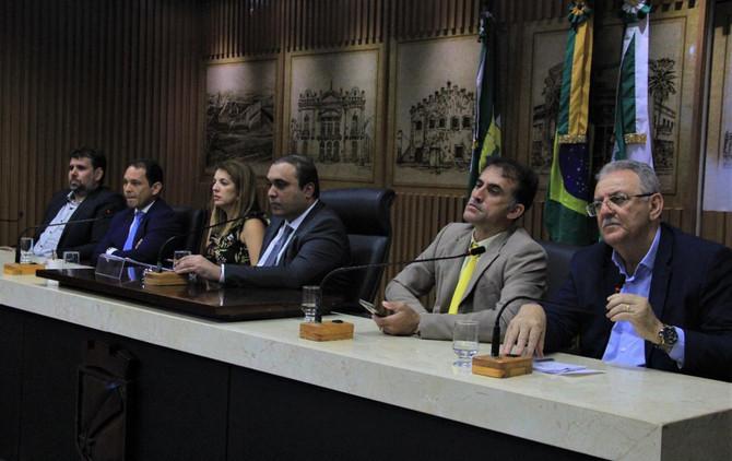 Comissão de Justiça aprova a construção do Hospital Municipal de Natal