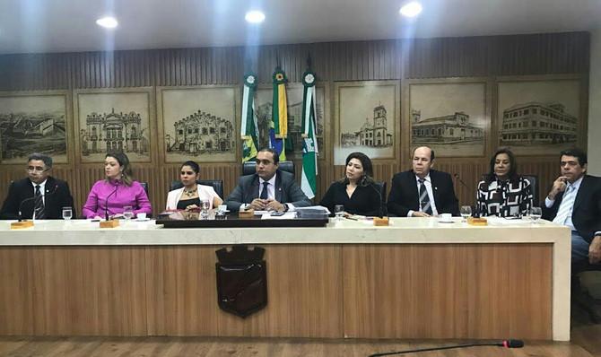 Requisitos para o curso de mediadores comunitários é apresentado em reunião na Câmara Municipal