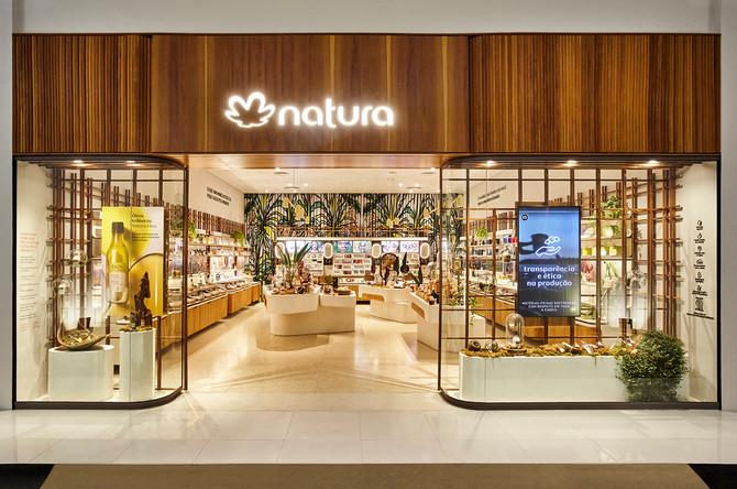 Natura inaugura loja no Midway Mall