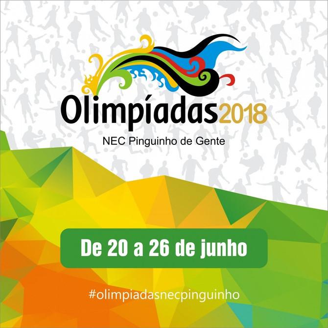 NEC/Pinguinho de Gente promove Jogos Internos em clima de Copa do Mundo