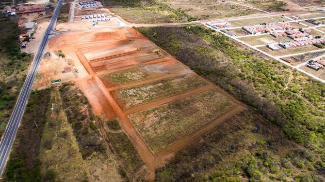 Jardim das Carnaúbas, o primeiro bairro planejado de Assú, já é realidade!