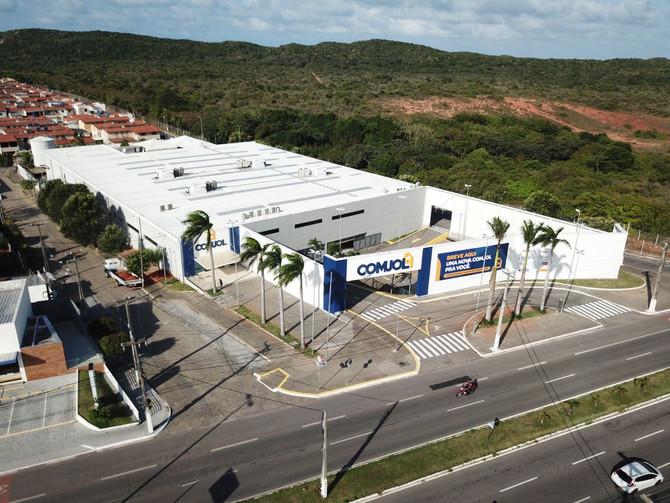 Comjol abre a quinta e maior loja do grupo na Avenida Roberto Freire, nesta terça-feira (28)