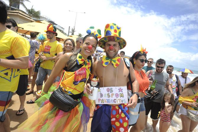 Banda da Praia realiza hoje 1° ensaio de Carnaval com lançamento das atrações