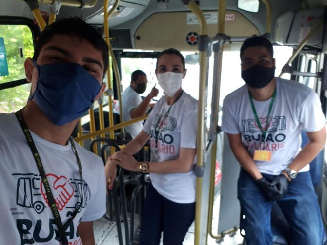 """Busão Solidário integra Tarde Oracional da Misericórdia neste domingo no Arena da Dunas"""""""