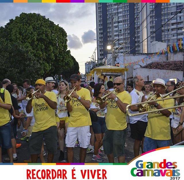 Amanhã, 12 de janeiro, o Movimento Grandes Carnavais faz festa pra lua com frevo, samba e reggae em