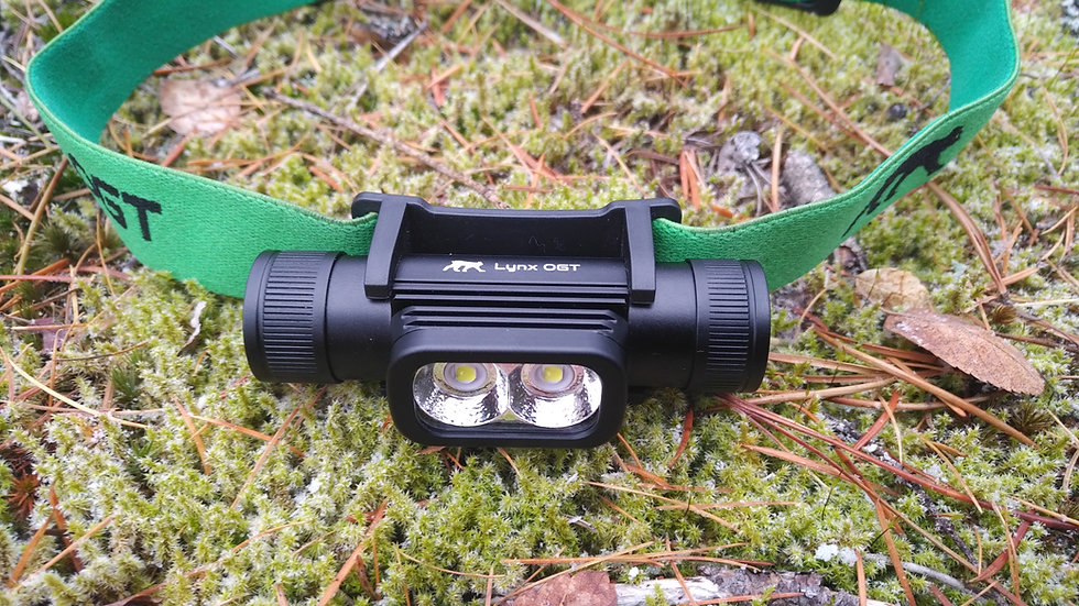 Raven Double Ultralight Headlamp