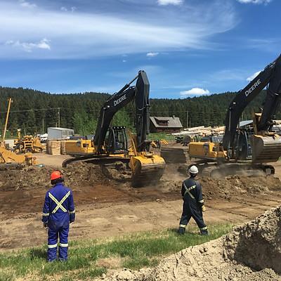 Deep Creek Pipeline Replacement