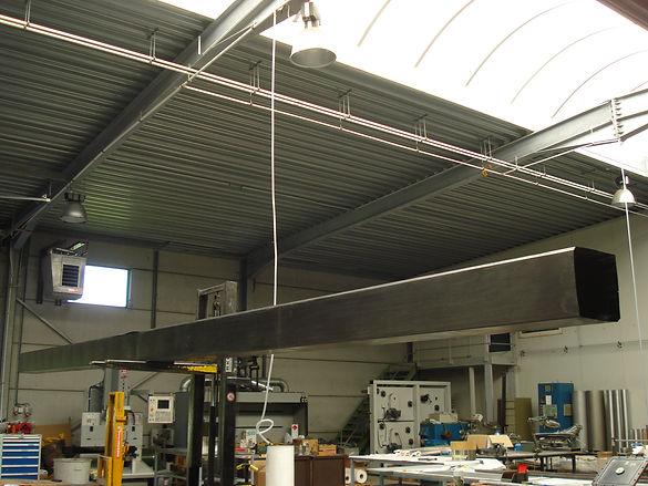 carbon robot arm 21 meter