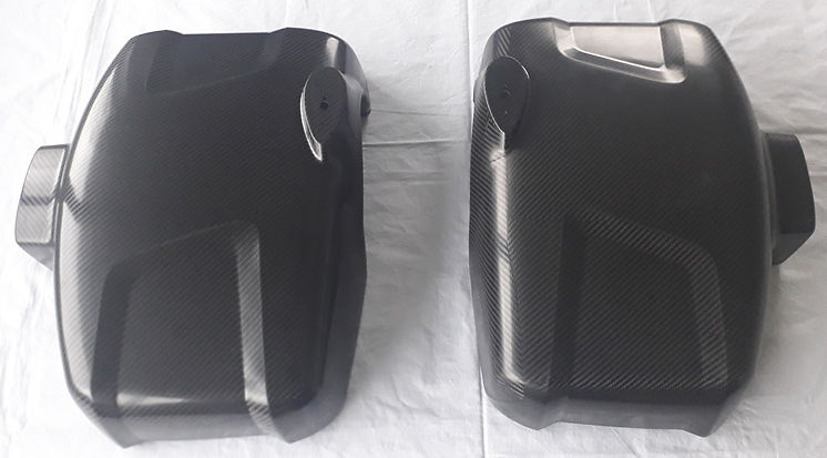 carbon dyneema fuel tank