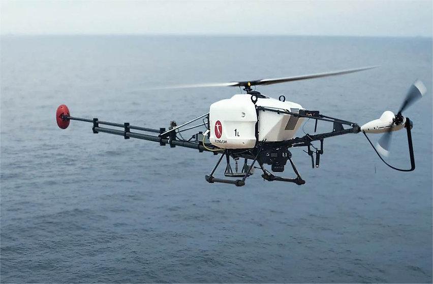 Belgian_Company_Flying-Cam_VTOL_helicopt