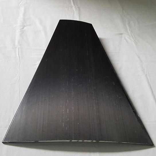 carbon stator blade axial fan