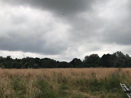 UX5 HP take-off in slow motion