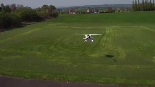 FLYING-CAM Aerial intelligence