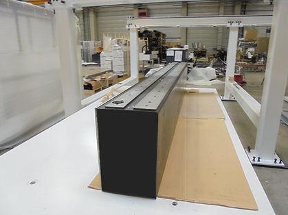 Carbon Gantry