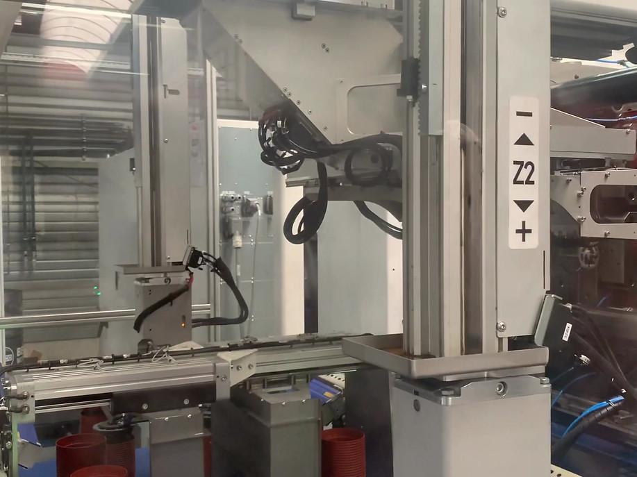 COMPOSITE ROBOTARM