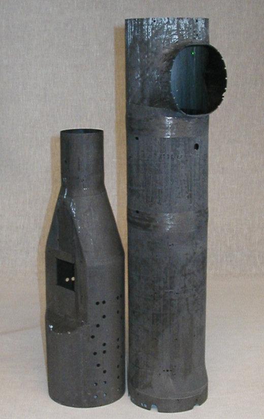 sattelite casings medusa  carbon CN-80