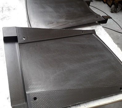 High temperature carboncomposite tool  for autoclave