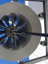 Axial Fan Inside