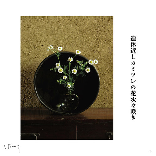 『4月(カミツレ)』 味岡伸太郎