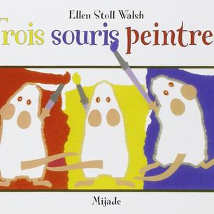 L'Heure du Conte (Trois souris peintres)