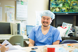 昭和大学横浜市北部病院 麻酔科 医局長