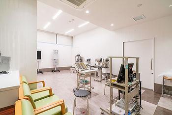 長崎眼科 検査室