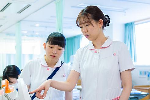 小山記念病院 看護部