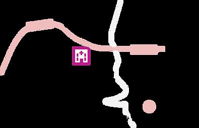 南山リハビリテーション病院 開院予定地
