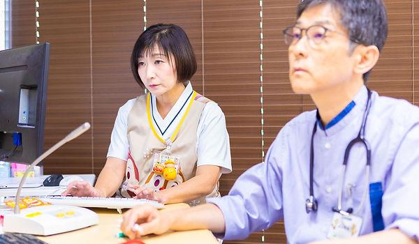 医療法人社団育心会 新川崎ふたばクリニック 医療事務