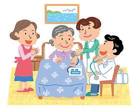 わらび北町病院 訪問診療