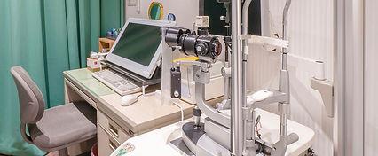 長崎眼科 最新の医療機器を導入