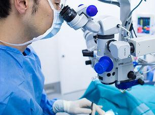 越谷駅前眼科 眼科手術用顕微鏡