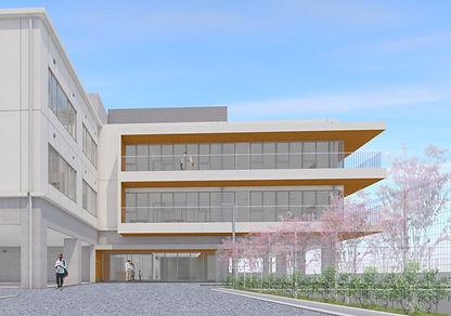 南山リハビリテーション病院 イメージ図