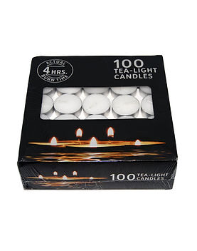 Fish Candles Tea Light Candles 12 grams Tea Light pack of 100 Mumbai Pune Goa Maharashtra Best Quality Good Superior Decorative Fancy Gifting