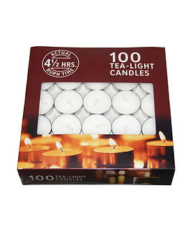 Fish Candles Tea Light Candles 9 grams Tea Light pack of 100 Mumbai Pune Goa Maharashtra Best Quality Good Superior Decorative Fancy Gifting
