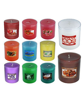 Fish Candles Pillar Candles All Scented Pillar 3x3 Round thick coloured candle Mumbai Pune Goa Maharashtra Best Quality Good Superior Decorative Fancy Gifting