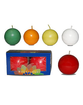 Fish Candles Geometrical Candles Ball-S All Coloured small ball shaped candles Mumbai Pune Goa Maharashtra Best Quality Good Superior Decorative Fancy Gifting