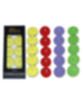 Aroma Candles Tea light 10-10 Scented.jp